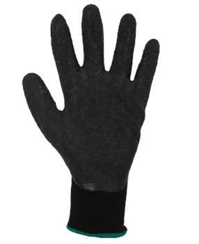 Black Latex Gloves (12 Pack) | PPE