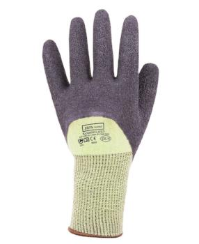Bamboo Latex Crinkle 3/4 Dipped Gloves (12 Pack)
