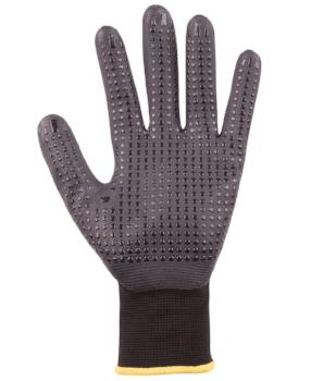 Nitrile Gripper Gloves (12 pack) | PPE
