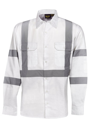Night Use Drill Shirt | Workwear