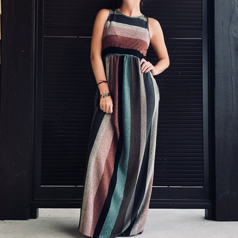Beautiful in Boho Maxi