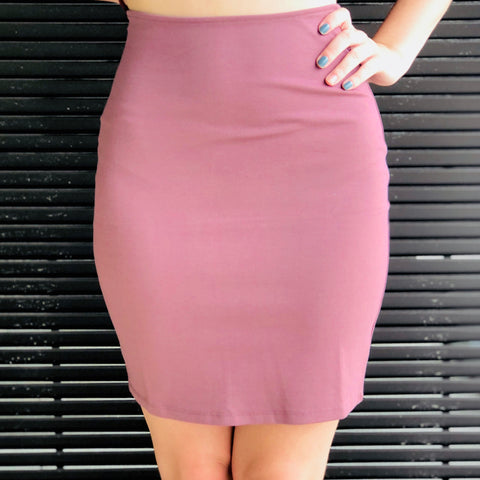 Pencil Me In Skirt