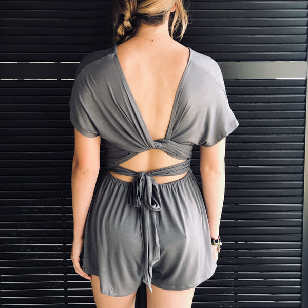 All Tied Up Romper