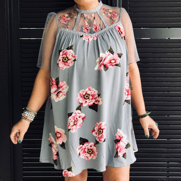Mingle With Spring Dress