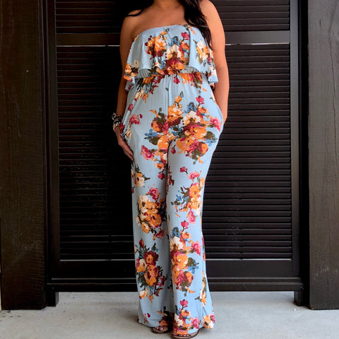 Heavenly Tropics Jumpsuit