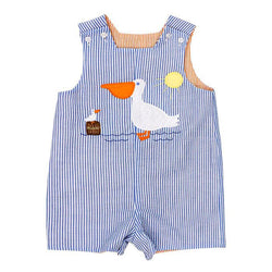 Seabird Friends Collection-Reversible John John