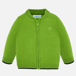 Baby Boy Zip Sweater Outerwear Mayoral - Oma's Classic Children's Clothing