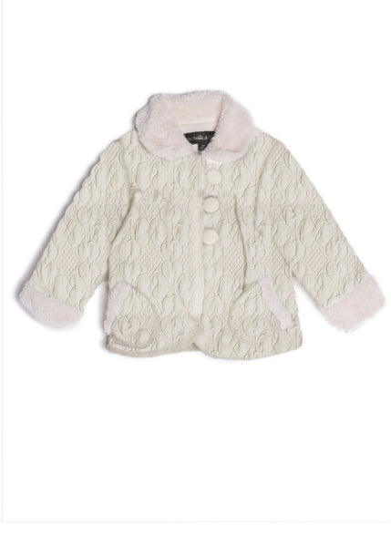 Ice Palace Toddler Coat