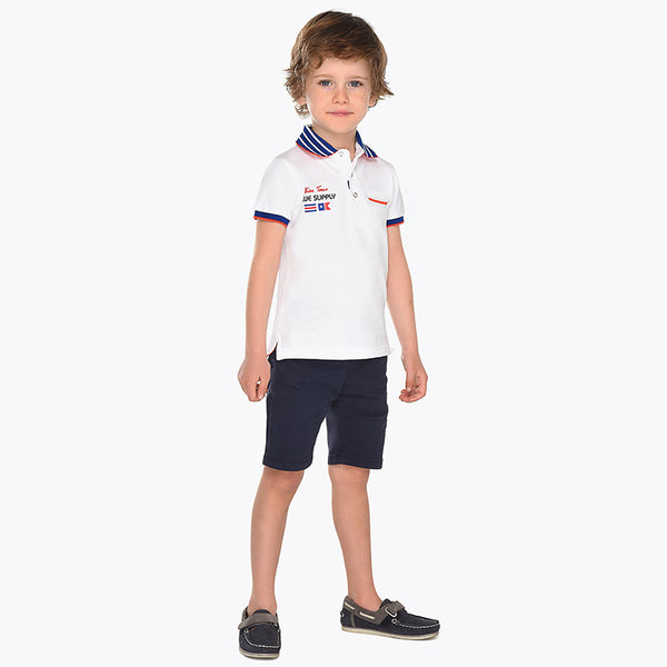 Chino Shorts for Boy Shorts Mayoral - Oma's Classic Children's Clothing
