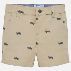 Jeep Bermuda Shorts for Baby Boy