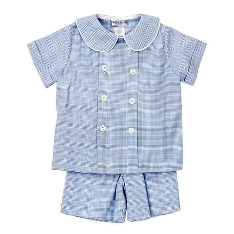 Cameo Collection Boys Dressy Short Set Boy Sets Bailey Boys - Oma's Classic Children's Clothing