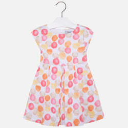 Dots Dress Dress Mayoral - Oma's Classic Children's Clothing
