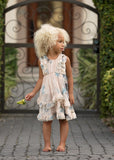 Alice Empire Waist Dress Dress Isobella and Chloe - Oma's Classic Children's Clothing
