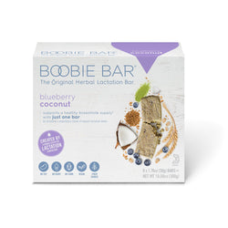 Blueberry Coconut Boobie Bars 6 Pack Toys & Gifts Boobie Bars - Oma's Classic Children's Clothing