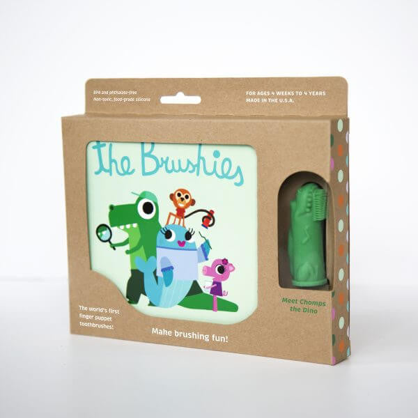 The Brushies Book with Brushie Toys & Gifts The Brushies - Oma's Classic Children's Clothing