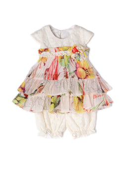 Butterfly Bloomer Set Baby Set Isobella and Chloe - Oma's Classic Children's Clothing