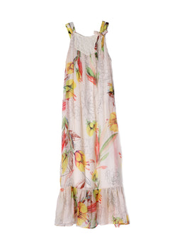 Butterfly Breeze Maxi Dress Isobella and Chloe - Oma's Classic Children's Clothing