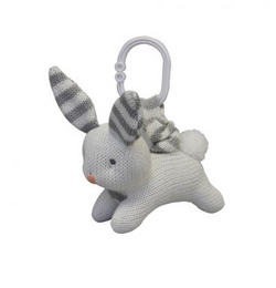 Bunny Jitter Toy for Babies Toys & Gifts Zubels - Oma's Classic Children's Clothing