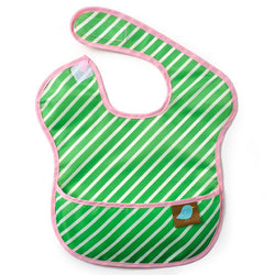 Feeding Bib Bibs & Burps Jaq Jaq Bird - Oma's Classic Children's Clothing