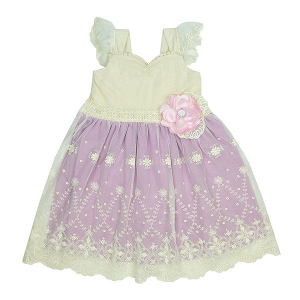 April Dawn Dress Dress Haute Baby - Oma's Classic Children's Clothing