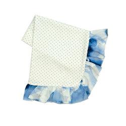 Summer Song Receiving Blanket Blankets Haute Baby - Oma's Classic Children's Clothing