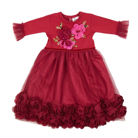 a079fc8b5 Buy Ruby Sparkle Take-me-home Gown at Oma's Classic Children's ...