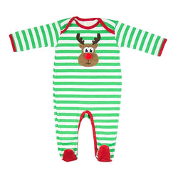 Santa's Helper Footie