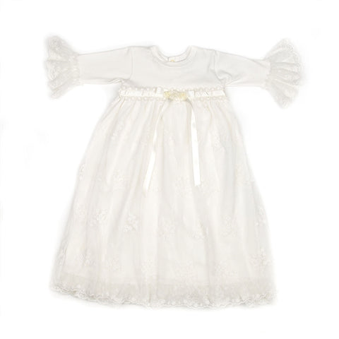 b156aa568 Buy Baby's Breath Take-me-home Gown at Oma's Classic Children's ...