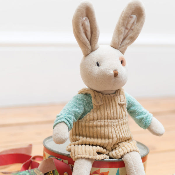 Alfie Rabbit Toys & Gifts Ragtales - Oma's Classic Children's Clothing