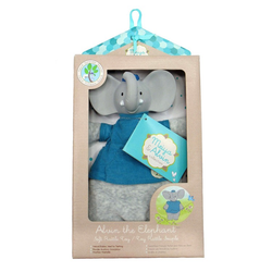Alvin the Elephant Soft Rattle Toy Toys & Gifts Creative Education - Oma's Classic Children's Clothing