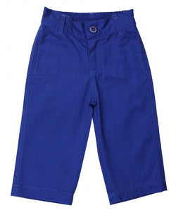 Sapphire Chinos Pants Rugged Butts - Oma's Classic Children's Clothing