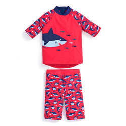 Shark 2-Piece Sun Protection Suit