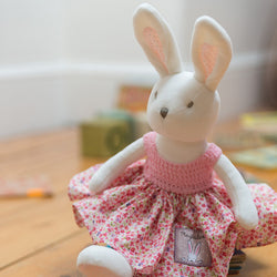 Fifi Rabbit Toys & Gifts Ragtales - Oma's Classic Children's Clothing