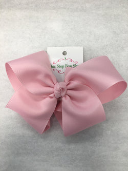 XLarge Jumbo Grosgrain Bow Hair Accessories One Stop Bow Shop - Oma's Classic Children's Clothing