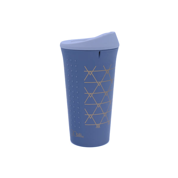 Silicone 16 oz Coffee/Tea To-Go Cup