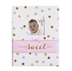 Baby Memory Book Toys & Gifts C. R. Gibson - Oma's Classic Children's Clothing