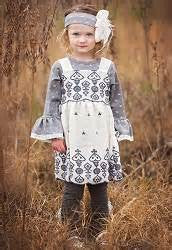 Winter Pearl Jumper w/ Tee Jumper Haute Baby - Oma's Classic Children's Clothing