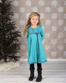 Emerald Isle Empire Waist Dress Dress Isobella and Chloe - Oma's Classic Children's Clothing