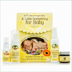 Little Something for Baby Skin Care Earth Mama Angel Baby - Oma's Classic Children's Clothing