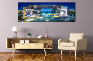 Amalie Arena Tampa Bay Lightning Ice Hockey NHL Florida Stadium Canvas Metal Print Wall Art Picture Home Decor Bedroom Livingroom Poster