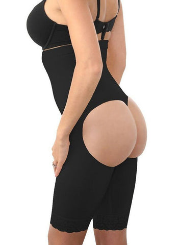 Brazilian High Waist Butt Lifter - Posh Fashion Girls