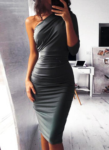 Dolly Elegant Bodycon Dress - Posh Fashion Girls