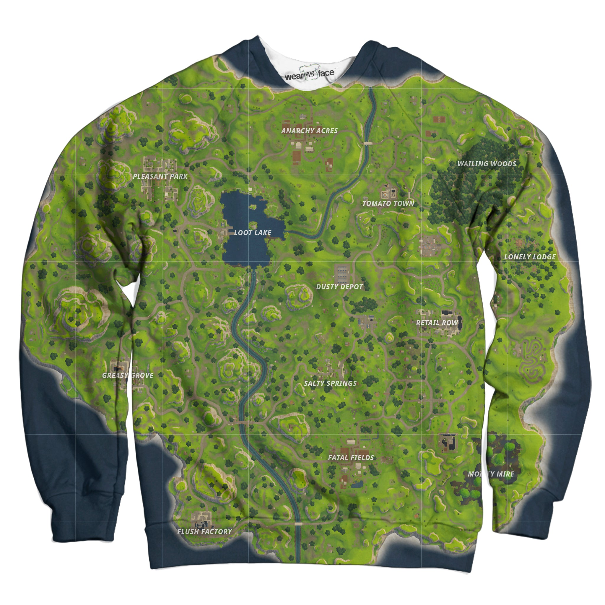 Battle Royale Sweatshirt