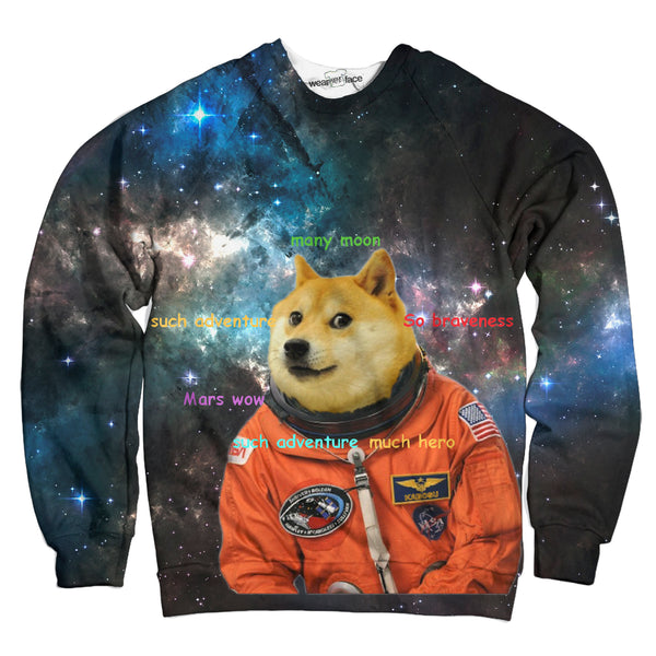 Space Doggo Sweatshirt