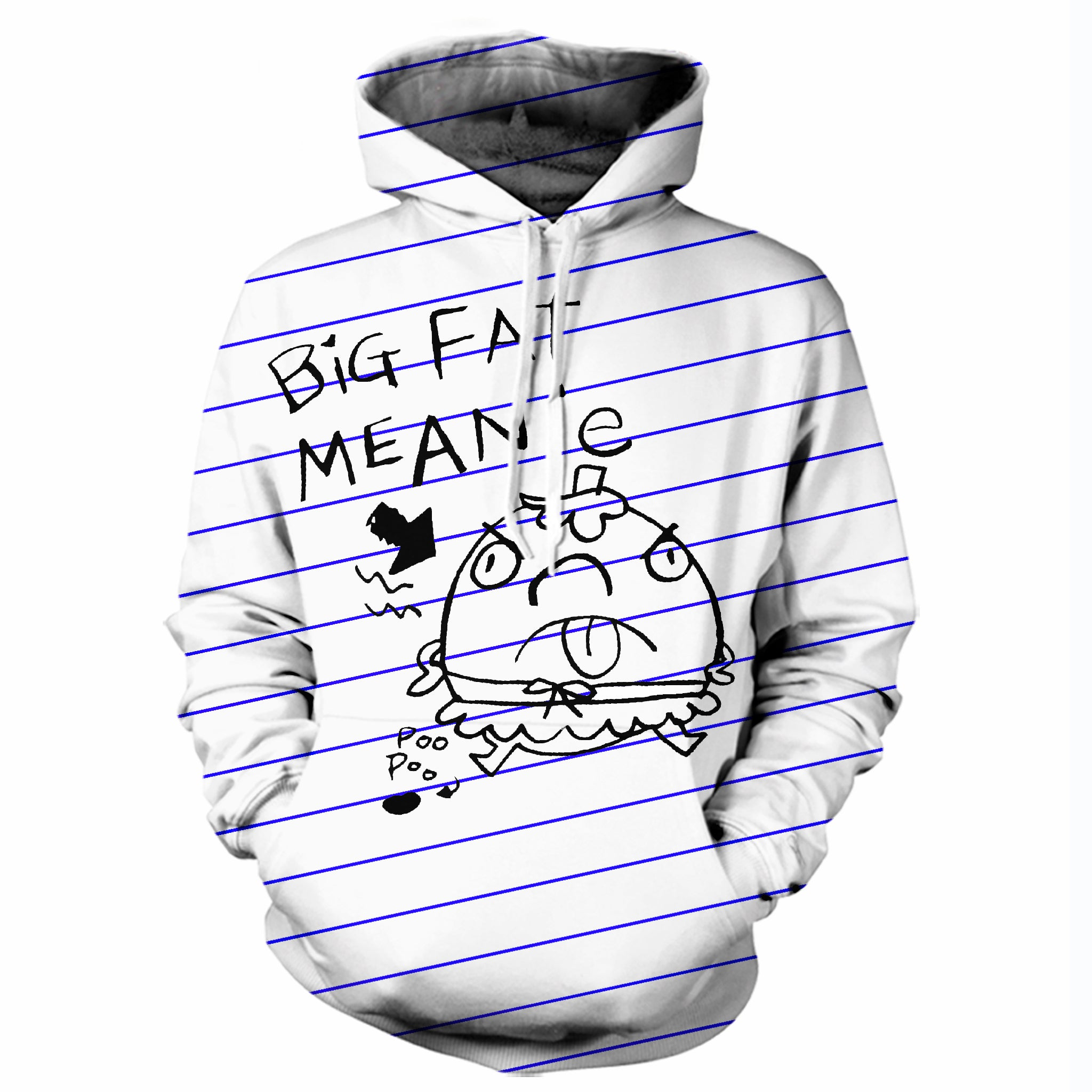 Big Fat Meanie Hoodie