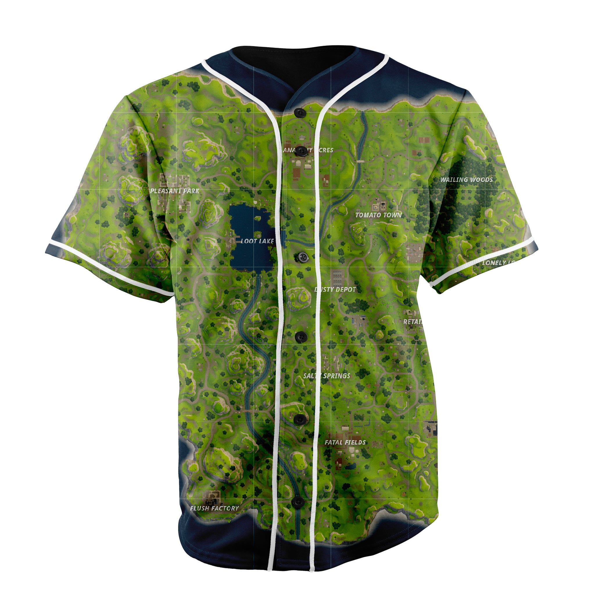Battle Royale Jersey