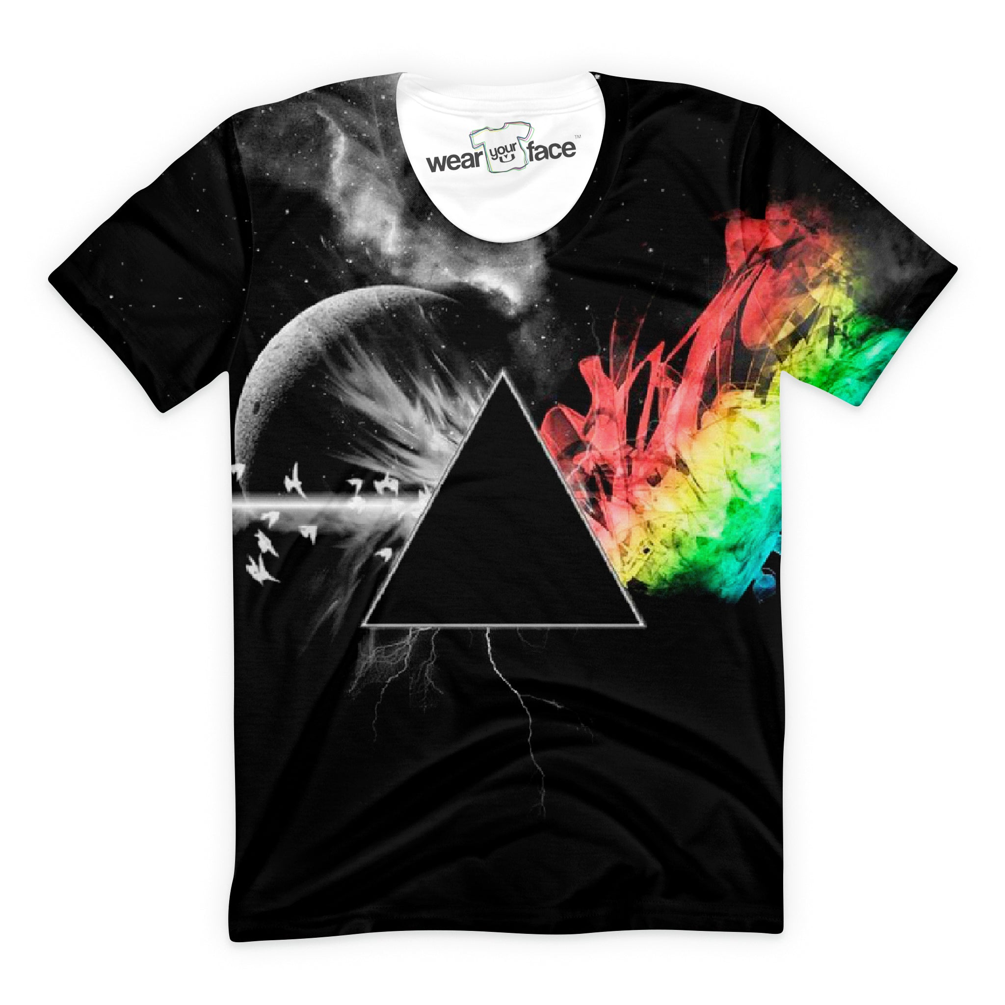 Space Refraction T-Shirt