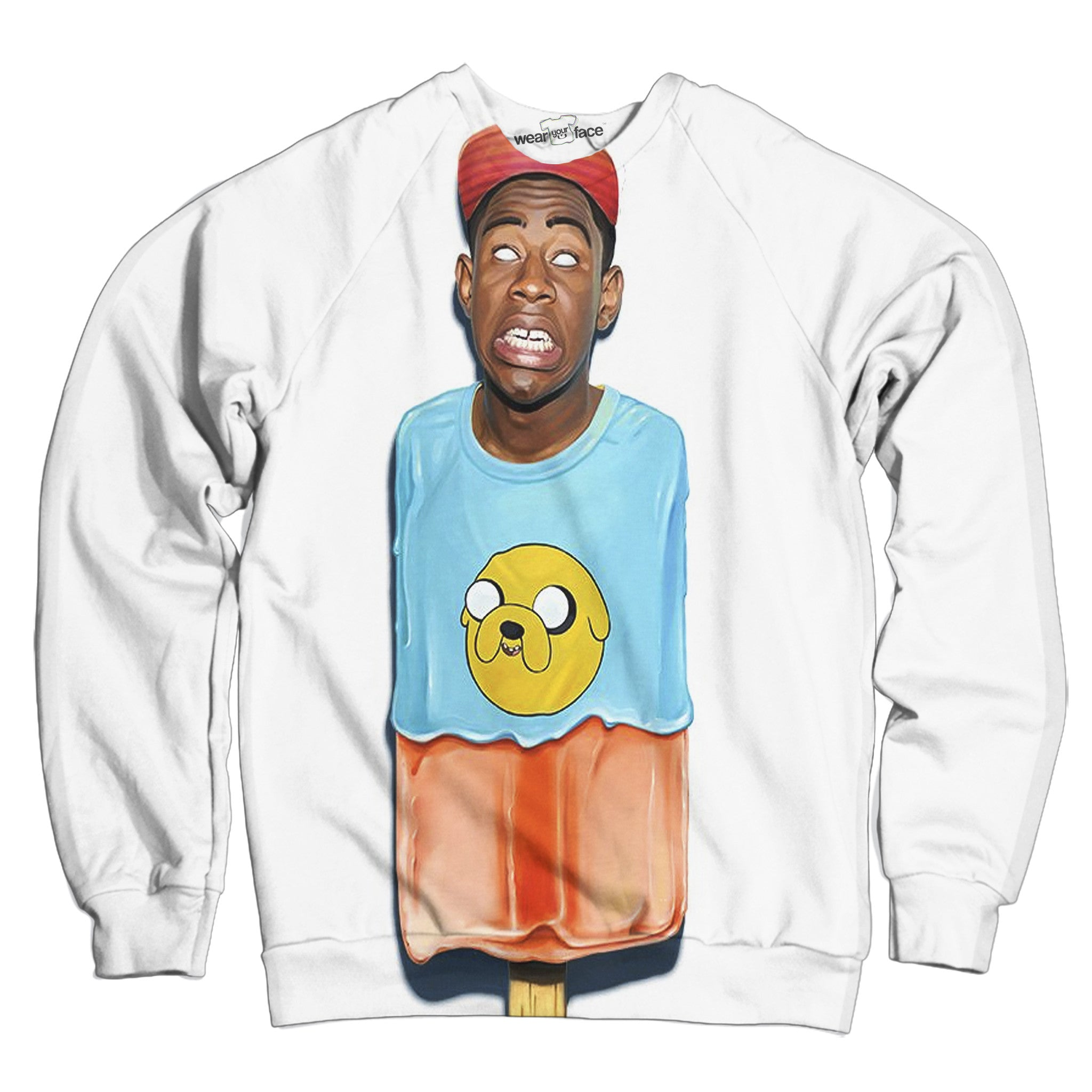 Tyler The Popsicle Sweatshirt