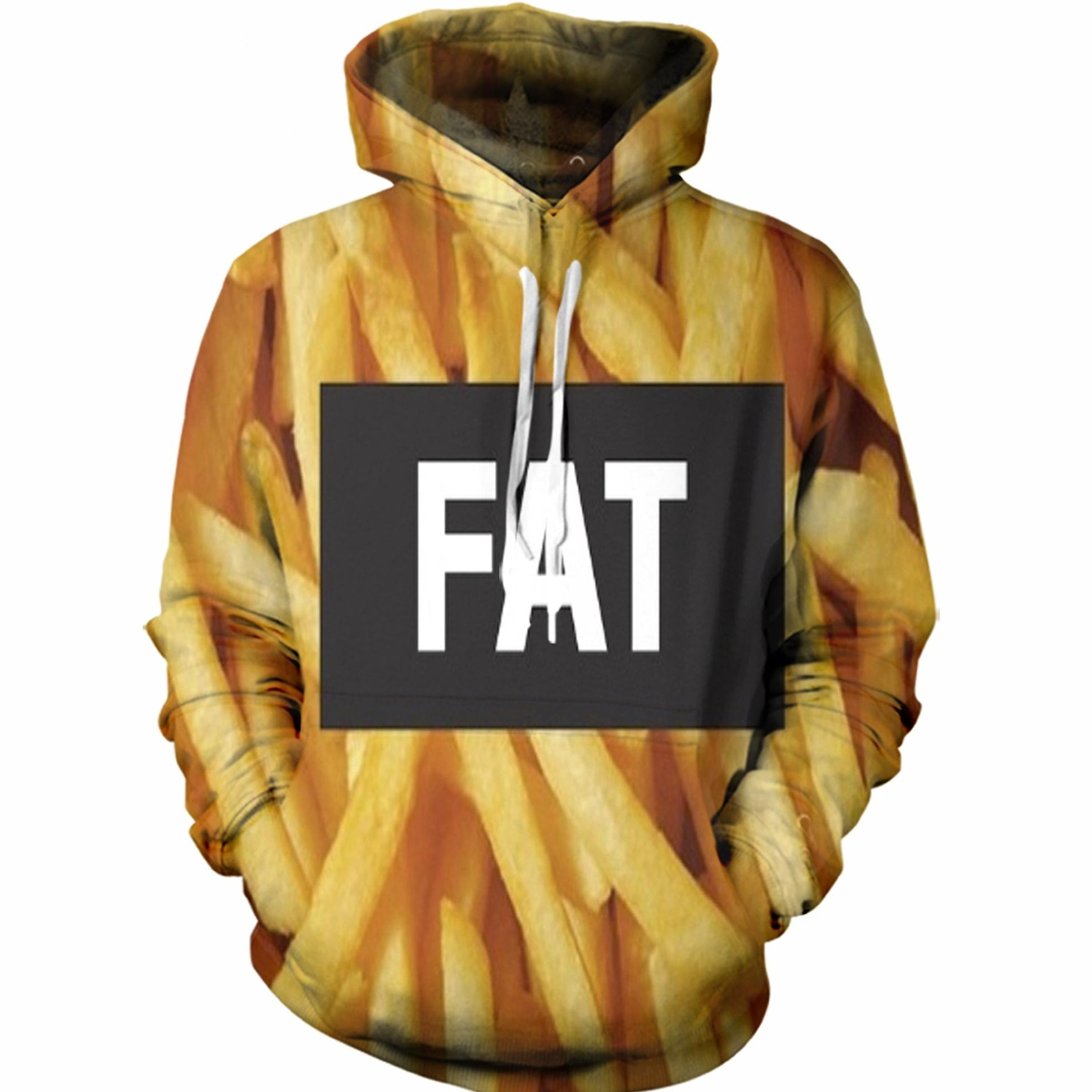 French Fry Fatty Hoodie