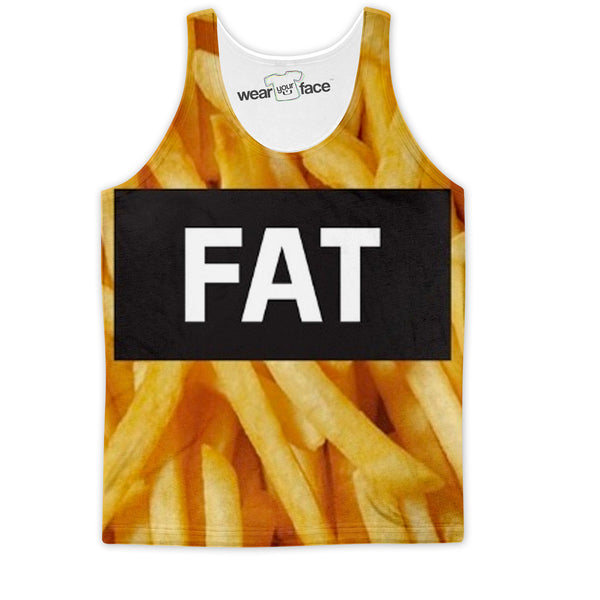 French Fry Fatty Tank